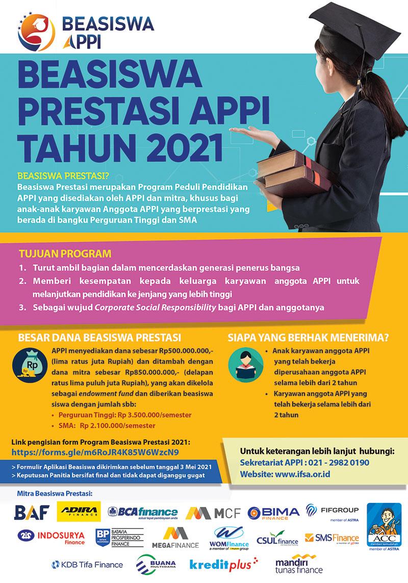Beasiswa 2021