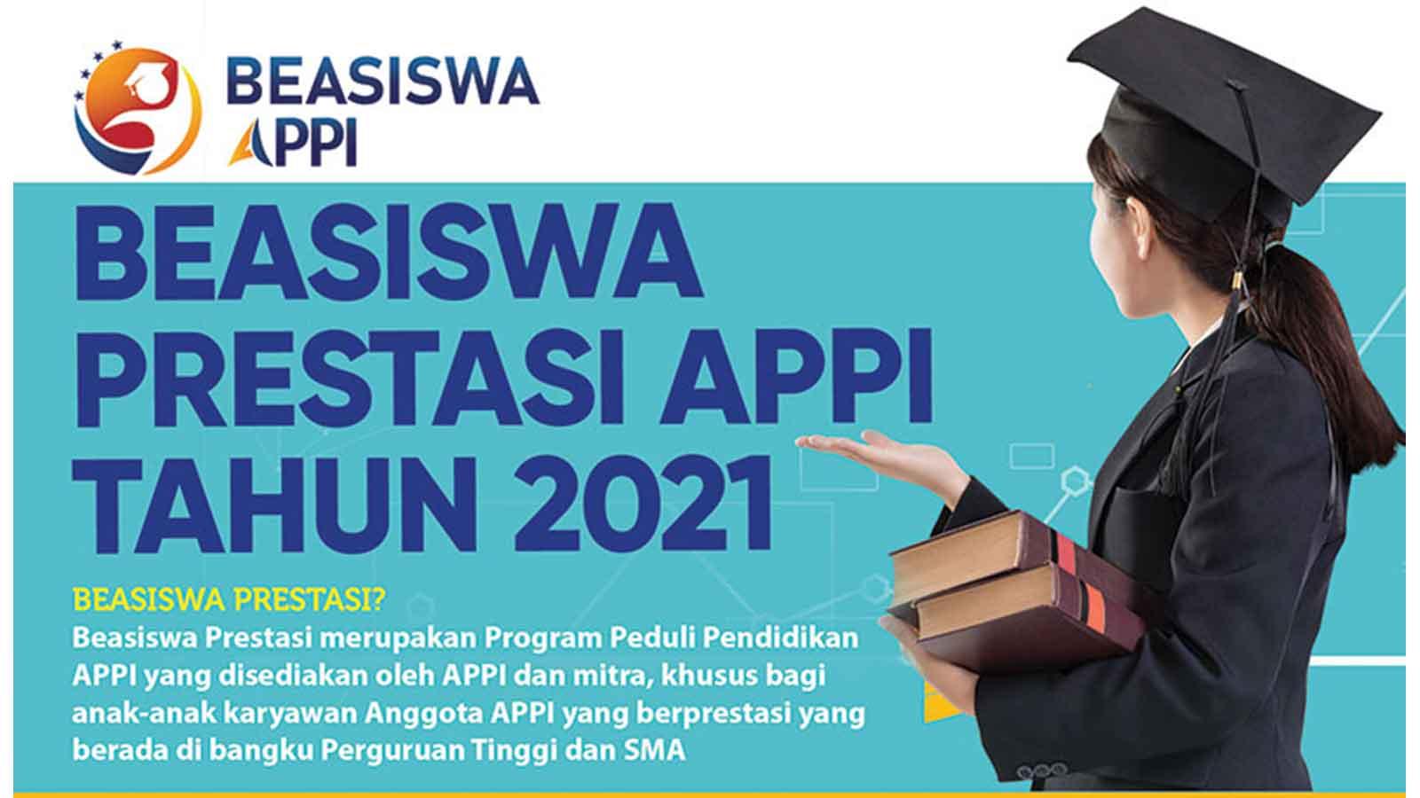 Beasiswa Prestasi 2021
